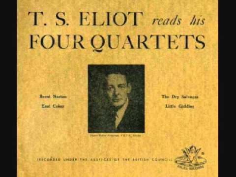 PDF T.S.ELIOT QUARTETS FOUR
