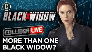 Download Black Widow Movie Will Feature Multiple Black