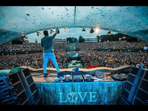 Netsky | Tomorrowland Belgium 2018