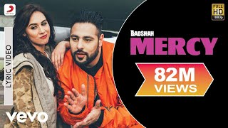 Badshah - Mercy feat. Lauren Gottlieb| Lyrics Video - YouTube