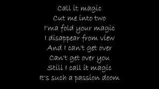 Coldplay - Magic ( Lyrics HD )