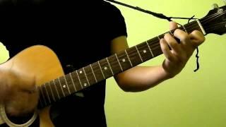 Love Story - Taylor Swift - Easy Guitar Tutorial (No Capo)