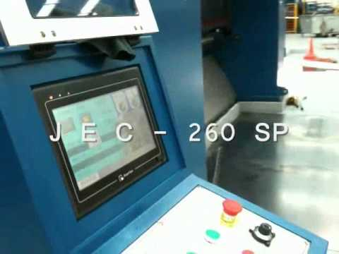 Expanded Metal mesh machine--JEC 260SP