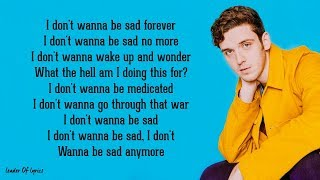 Lauv   SAD FOREVER 😪 (Lyrics)