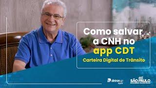 Tutorial CDT – Carteira Digital Trânsito