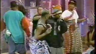 Soul Train 92' Performance - Arrested Development - Everyday People!