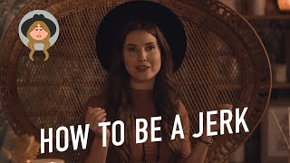 How To Be A Jerk To Your Family w/ Amanda Cerny (Lesson 3)