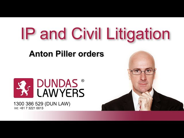 Anton Piller Orders