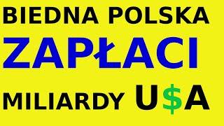 Jasnowidz Jackowski przepowiednia USA chcę kasy od Polski