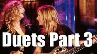 Melissa Etheridge And  Sophie B Hawkins  VH1 Duets  Part 3  1995