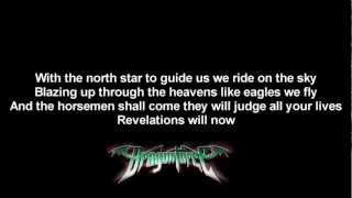 DragonForce - Revelations | Lyrics on screen | HD