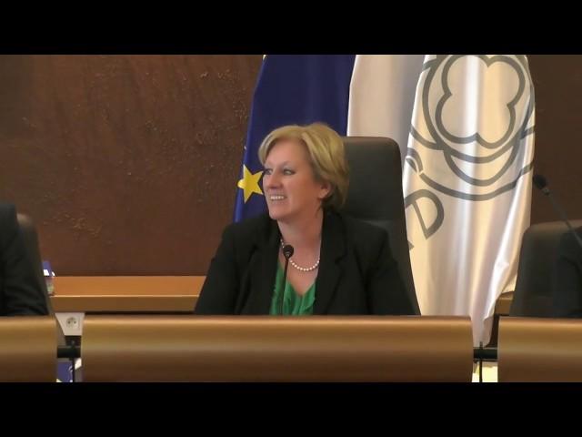 Budget 2020 - L'assemblée départementale du jeudi 19 décembre 2019 (après-midi)
