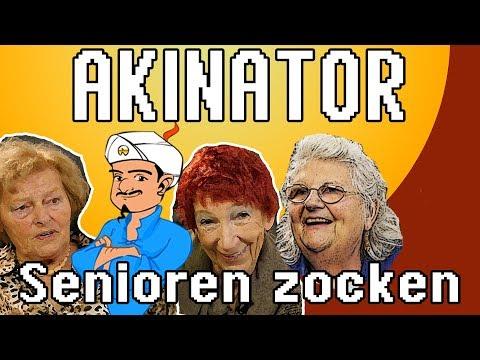 Akinator - Senioren Zocken!!! (Deutschlands älteste Gamer)