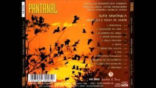 o cd da novela pantanal