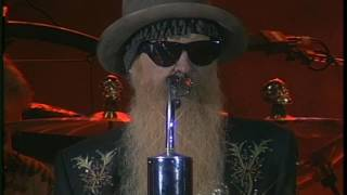 ZZ TOP Just Got Paid Today 2011 LiVe