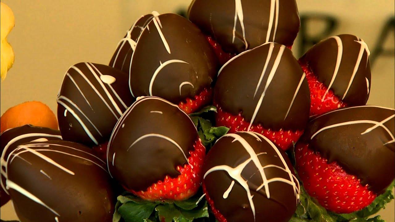 Video News Story: Healthier Valentine Treat