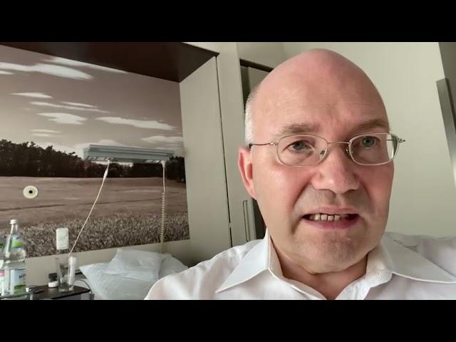 Video-Botschaft zur Flutkatastrophe