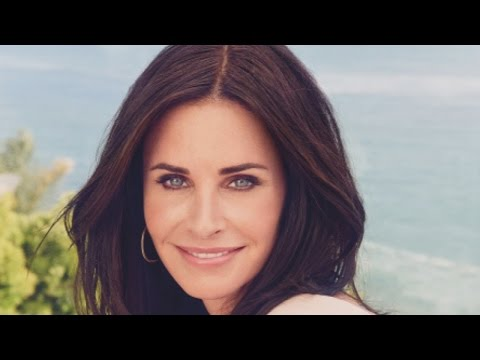 Courteney Cox Admits 'Fillers Are Not My Friend' Reveals She's Now Filler-Free