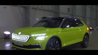 Vídeo | Škoda Vision X