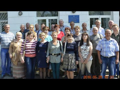 Встреча выпускников ЗМТ им  А Н  Кузьмина. Запорожье. 28 мая 2016 года.