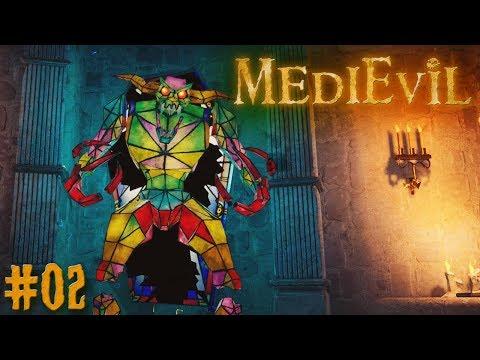MEDIEVIL  #02  PRVNÍ BOSS FIGHT   by PTNGMS