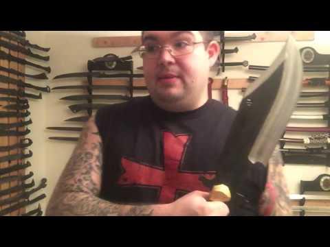 Various war cleaver knife reviews