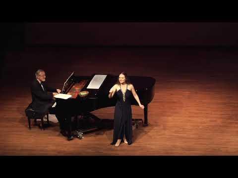 """Sul fil d'un soffio etesio"" from Falstaff (Verdi)"