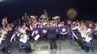 Lions Youth Brass - Carnival de Paris