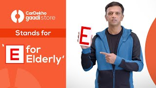 Watch what 'The Wall' Rahul Dravid has to say of CarDekho Gaadi Store's newest film