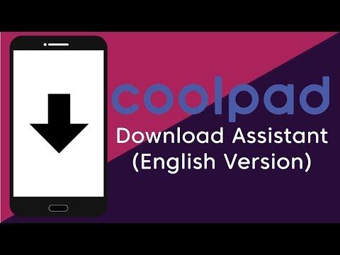 Coolpad Download Assistant (English Version) - [romshillzz]