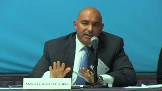 Michael Alvarez, Workforce Development Initiative Manager, SHELL