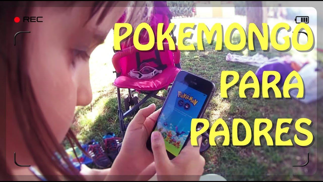 Pokémon Go para Padres