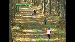 В лесном массиве около улицы Курчатова состоялся городской кросс биатлонистов «Золотая осень»
