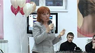 Презентация салона Рельеф 11 марта 2011.Часть 2