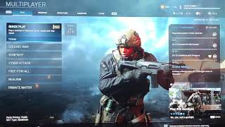 PS4 Modern Warfare How to Invite Friends NEW!