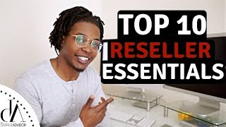 10 Things Every Reseller Needs For Their Business | PoshMark & eBay Seller Essentials