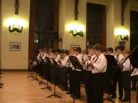 Bolton School Junior Boys' Recorder Group