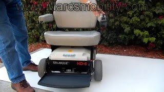 Hoveround HD-6 600lbs Capacity by Marc's Mobility
