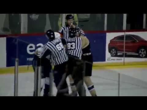 Liam Peyton vs. Jordan Spadafore