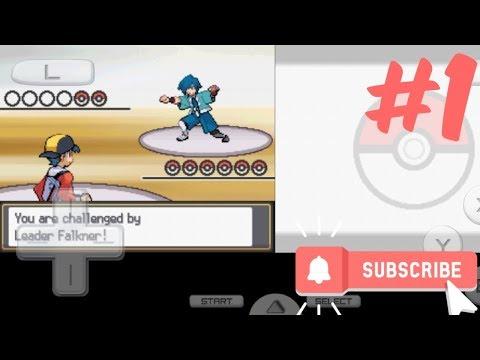Pokemon HeartGold Walkthrough pt1