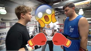 INSANE Fight with ANTHONY TRUJILLO!