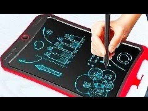 Цифровой графический планшет для рисования / Digital drawing tablet