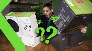 XBOX SERIES X Y SERIES S ¡UNBOXING! Te lo enseñamos TODO