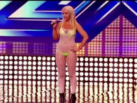 The MOST Embarrassing X-Factor Auditions Ever! (видео)