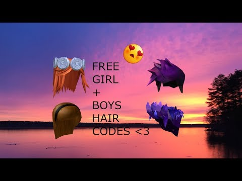 How To Get Free Hair On Roblox Without Robux 2020 How To Get Free Hair Roblox