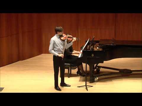 Debussy Sonata - II. Intermède: Fantasque et léger