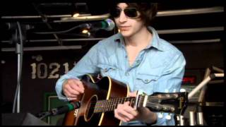 Alex Turner - Love Is A Laserquest (Acoustic)
