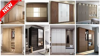 Top 50 Modern Cupboard/Wardrobe Design For Bedroom In 2019 Catalogue | Gopal Architecture