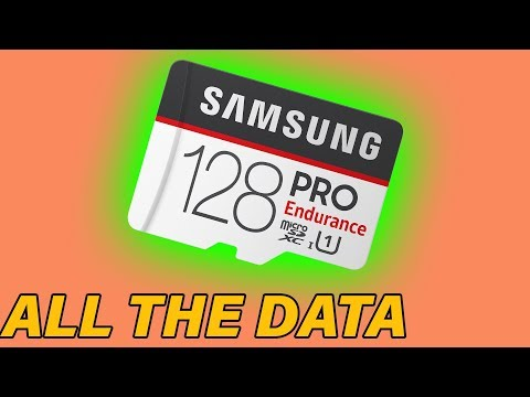Write All The Data - Samsung Endurance Micro SD