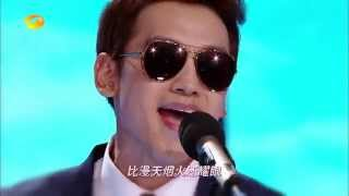 [LIVE] BI RAIN - 'Diamond Lover' Theme Song '克拉恋人'